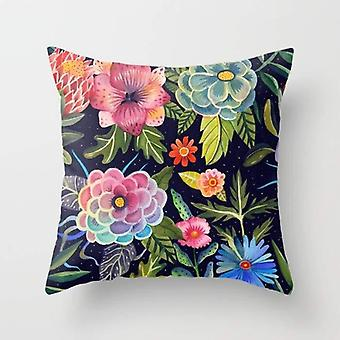 Florals Cushion/pillow Cover