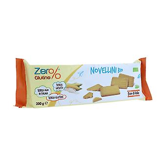 Novellini with corn and rice - wellness line 200 g