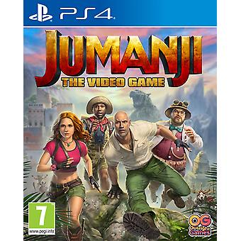 Jumanji The Video Game PS4 Game