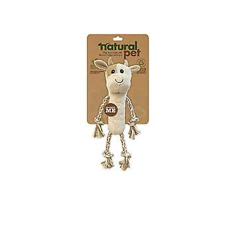 Natural Pet Cow Dog Toy