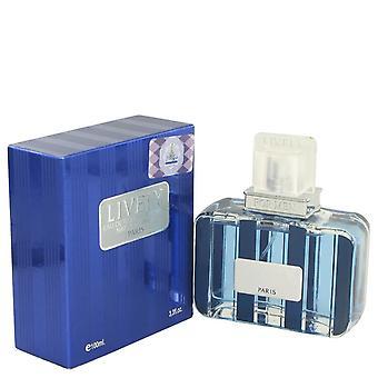 Lively by Parfums Lively Eau De Toilette Spray 3.4 oz / 100 ml (Men)