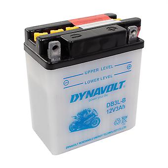 Dynavolt CB3LB High Performance Battery With Acid Pack
