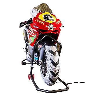 BikeTek Tyre Warmers UK 3 Pin Plug - 250cc / Supermoto - 160 Rear