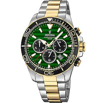 Mens Watch Festina F20363/4, Quartz, 44mm, 10ATM