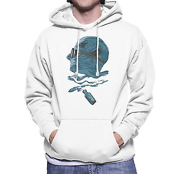 The Invisible Man Potion Men's Hooded Sweatshirt