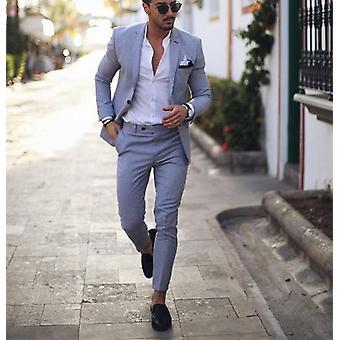 Smokin Erkek Takım Elbise