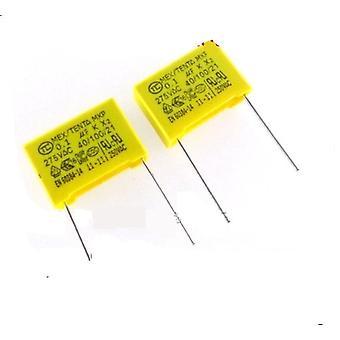 Condensateur de sécurité 275vac 0.1uf 0.001uf 0.0022uf 0.0047uf 0.01uf 0.033uf