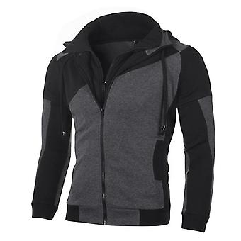 Nieuwe Outdoor Sport Running Jackets Mannen Winter Thermische Hoodies Sweatshirt Warm