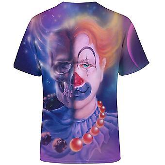T Shirt Men Joker Face