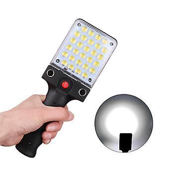XANES 869 LED Flashlight Magnet 90 Free Adjustable USB Charging Work Lamp Camping Hunting Portable T