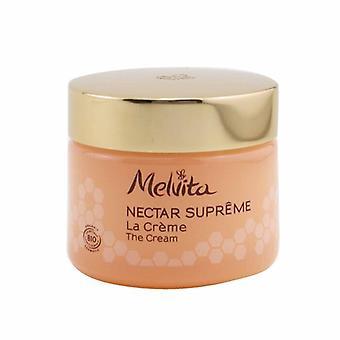 Melvita Néctar Supremo La Crema - Suaviza, Densifica, Ilumina, Hidrata 50ml/1.6oz
