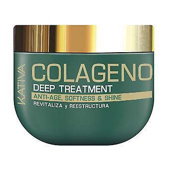 Deep collagen anti-aging treatment 500 ml of cream