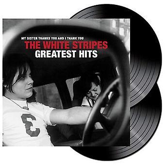 White Stripes - White Stripes Greatest Hits [Vinyl] USA import
