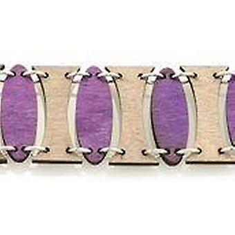 Oval Pillar Bracelet 7501c