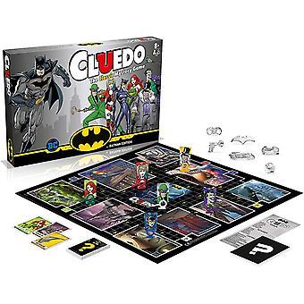 Batman cluedo mystery brädspel