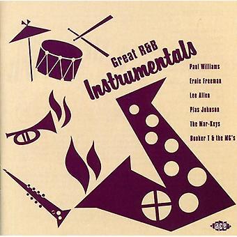 Grand R et B Instrumentals - importation USA grand R et B Instrumentals [CD]