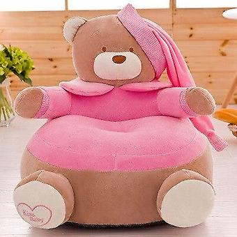 Cotton Kids Adult Sofa Cover, Cartoon Bear, Lovely Baby Style, Just Covers