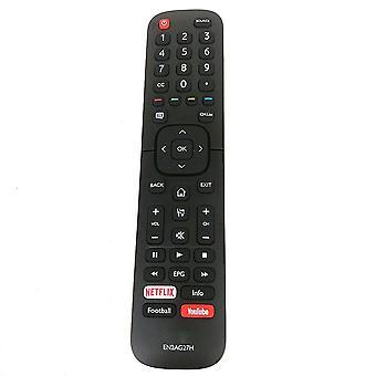 Original EN2AG27H Pour Hisense LCD TV Remote Control avec NETFLIX YouTube APPs Fernbedienung