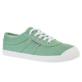 KAWASAKI FOOTWEAR - Original canvas shoes - agave green - men's footwear