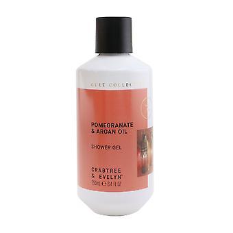 Cult collection pomegranate & argan oil shower gel 262975 250ml/8.4oz