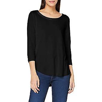 ESPRIT Collection 110EO1K305 T-Shirt, 001/black, XS Women