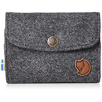 Fjallraven Norrv ge Wallet Coin Purse, Unisex Adult, Grey, One Size