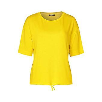 Street One Sanita T-Shirt, Bright Yellow, 46 Woman