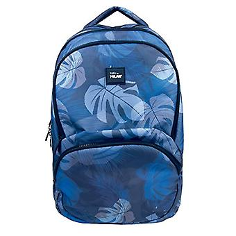 MILAN 2019 Casual Backpack, 46 cm, Blue (Azul)