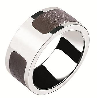 Cobra - Ring, Stainless Steel, Woman, 24