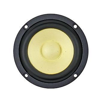 Hifi Midrange Speaker Car 3 Way Home Speaker High Sensitivity (bamboo Cotton