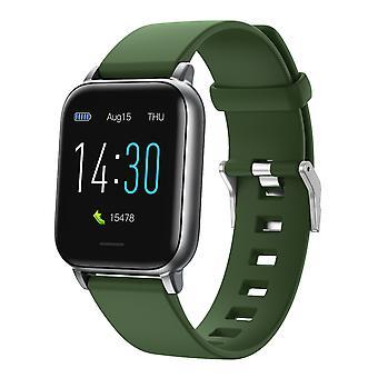 1.3 Inch Touch Screen Ip68 Waterproof Fitness Tracker Smart Watch