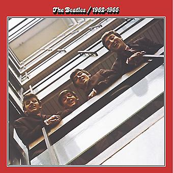Beatles - 1962-1966 Czerwony winyl