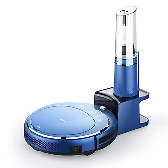 Tab-jd5f0lsc Fully Intelligent Auto Navigation Gyro Sweeping Robot Vacuum With Lds Laser Infrared Collision Avoidance