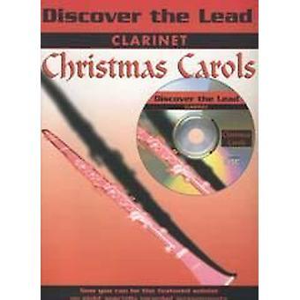Discover the Lead. Christmas Carols Clarinet/CD