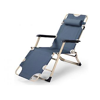 Folding Recliner, Outdoor Portable Folding Recliner, Folding Sitting And Reclining Dual-purpose Chair Backrest, Fishing Chair, Outdoor Camping Recline