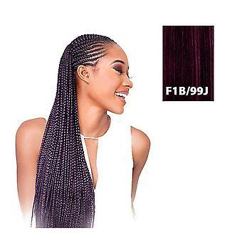 Hair extensions X-Pression Nº 1b/99j