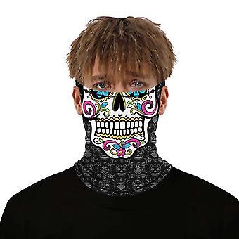 מבוגרים בנדנה מסכת פנים סרט ראש צינור צעיף סנוד צוואר חם כיסוי