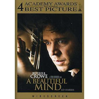 Beautiful Mind - A Beautiful Mind [Ws] [DVD] USA importieren