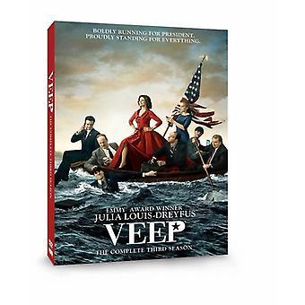 Veep: The Complete Third Season [DVD] USA import