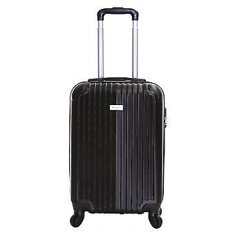 Slimbridge Borba maleta dura de 55 cm, negro