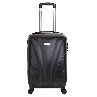 Slimbridge Ferro 55 cm valise dur, noir