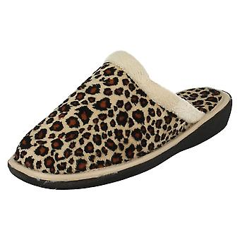 Ladies Four Seasons Slippers Melody F700