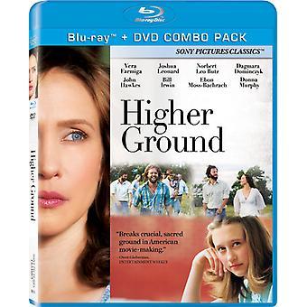 Higher Ground (2011) [BLU-RAY] USA import