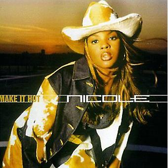 Nicole - Make It Hot [CD] USA import