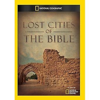 Lost Cities van de Bijbel [DVD] USA import