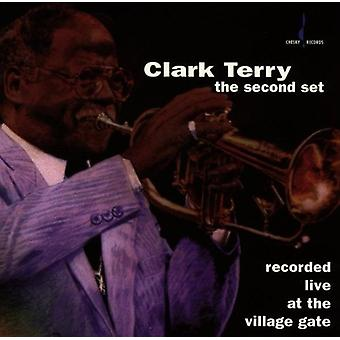 Clark Terry - importation USA Second Set [CD]