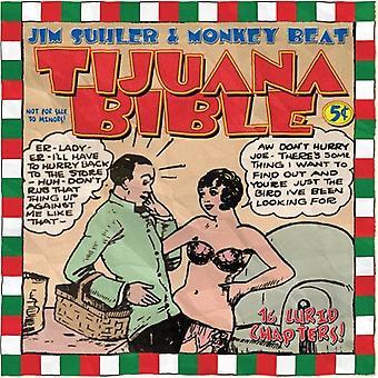 Jim Suhler & Monkey Beat - Tijuana Bible [CD] USA import