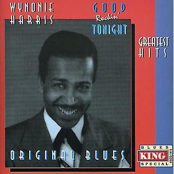 Wynonie Harris - Good rockin ' Tonight [DVD] USA import