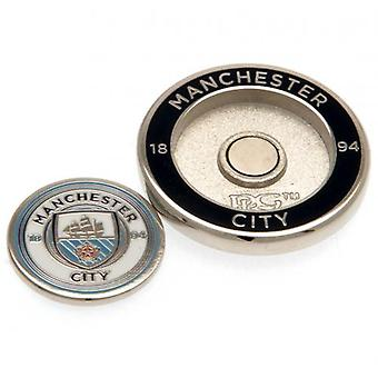 Manchester City-Ball-Marker-Duo