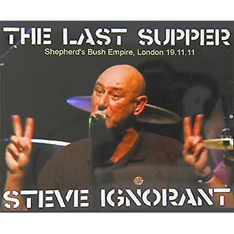 Steve Ignorant - Last Supper [CD] USA import